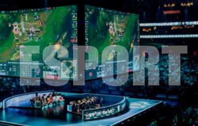 Betta på esport online