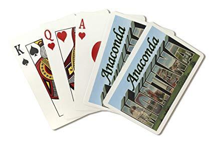 Spelregler för Anakonda Poker
