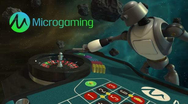 Casinospel från Microgaming