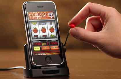 Casinon online anpassade för mobilspel