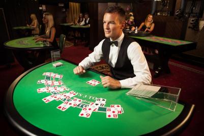 Spela Blackjack på Live Casino