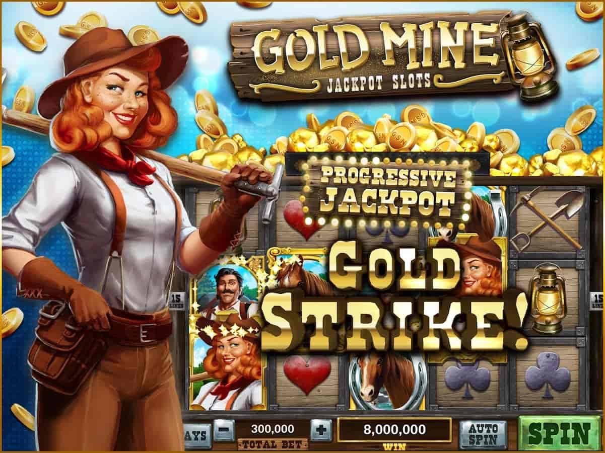 Spelautomater online för Guldgrävare