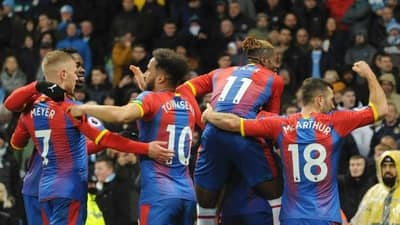 Oddstips Crystal Palace i Premier League