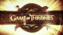 Game Of Thrones spelslot och tv-serie