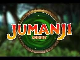NetEnt slot Jumanji