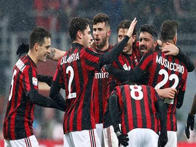 Speltips - Tar Milan segern i Coppa Italia 2019