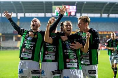 Fotbolls ods på Allsvenskan