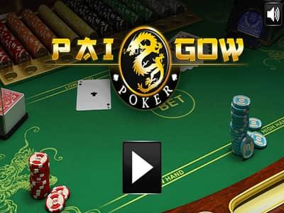 Spela Pai Gow Poker på Online Casino