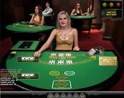 Poker kan spelas online på Live Casino
